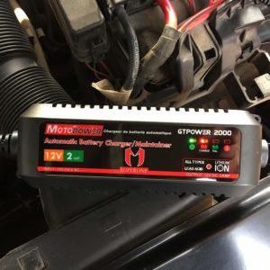 MOTOPOWER MP00207A 12V