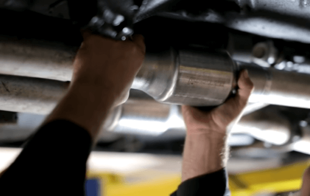 Best high flow catalytic converter
