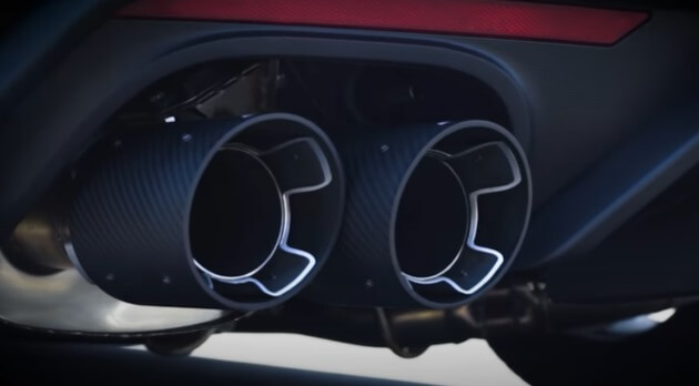 What does exhaust system do
