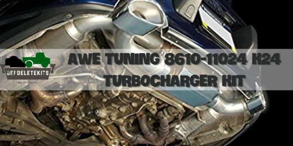 AWE TUNING 8610-11024 K24 TURBOCHARGER KIT
